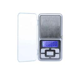 Befaith WH-668B 500g / 0,1g Hohe Genauigkeit Digitale Taschenwaage Mini Elektronische Schmuck Waage mit Zählfunktion - 1
